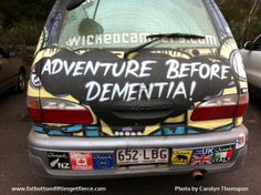 Adventure Before Dementia - on Friday Five