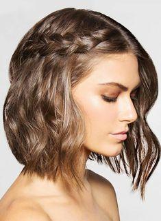 Frisuren fur schulterlanges gelocktes haar