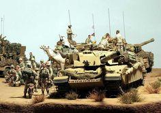 Dioramas Militares (la guerra a escala). - Página 38 - ForoCoches