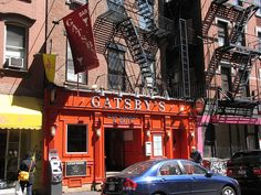 Gatsby's Bar Lounge & Grill. One of my favorites in NYC! Awesome place with a cool vibe!