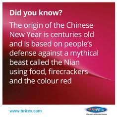 Food, firecrackers and colour red? That would definitely make a mess!