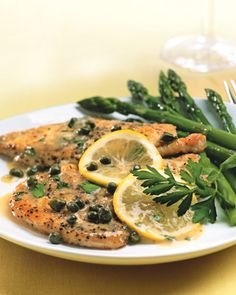 Chicken Piccata | Cuisine at home eRecipes  I LOVE this recipe.  So easy - even for a weeknight.  Absolutely my favorite go-to magazine for consistently good recipes.