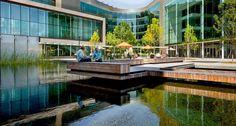 Bill & Melinda Gates Foundation Campus in Seattle (USA). By Gustafson Guthrie Nichol.