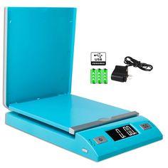 Accuteck Dream 86 Lbs Digital Postal scale Shipping Scale Postage W USB&Ac