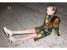 FEMME MAISON AW 2012 Campaign / Luxury Women's Wear & Accessories