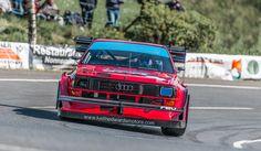 https://flic.kr/p/qL3Ngr | European Hill Race ESCHDORF 3-4. Mai 2014 | Audi Quattro  Keith Edwards