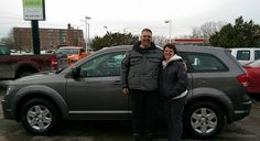 Congratulations to Robert and Karen Vogelzang on their new Journey! It's got many more happy kilometers ahead! Thanks again for your business, it was truly a pleasure