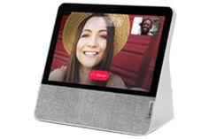 Lenovo Smart Display 7 | | Lenovo Deutschland Polaroid Film, Backyard, Display, Decor, Floor Space, Patio, Decoration, Billboard, Backyards