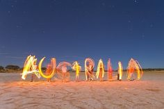 Australia: Next up on the list of places to visit.Melbourne, Sydney, etc.