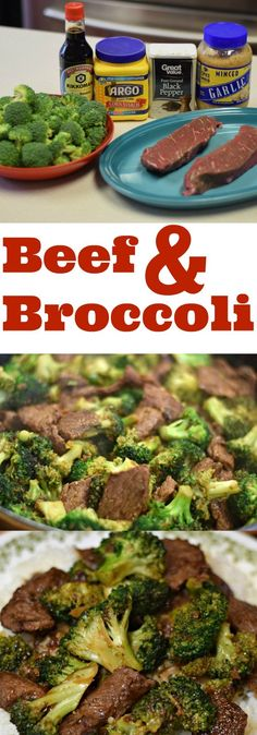 Delicious Beef And Broccoli Made At Home! ~ http://www.southernplate.com