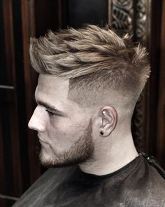 2017 Quiff Hairstyles for Men Men's Hairstyles and Haircuts for 2017 Mens Hairstyles 2014, Undercut Hairstyles, Boy Hairstyles, Haircuts For Men, Straight Hairstyles, Men's Haircuts, Undercut Men, Hairstyle Ideas, Cool Hairstyles For Men