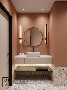 DE&DE/Apart hotel in the heart of Saint-Petersburg on Behance Modern Interior, Home Interior Design, Interior Architecture, Bathroom Design Luxury, Modern Bathroom Design, Restroom Design, Interior Design Photography, Bathroom Design Inspiration, Toilet Design