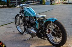"""Startster"" Harley-Davidson XLH 1000 Sportster ""Ironhead"" 1977 by Stephen Dietzman | via chopcult.com"