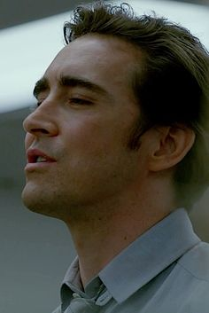 Lee Pace. The man is wonderful.