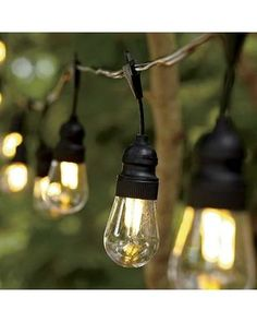 String Patio Lights Beauteous How To Plan And Hang Patio Lights  Patio String Lights Patios And Design Ideas