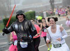 Star Wars 10k and Half Marathon Coming in 2015