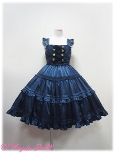 Secret mansion JSK  « Lace Market: Lolita Fashion Sales and Auctions
