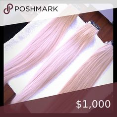 Bellami Tape in's 24 inch Hi beautiful ladies I am selling my bellami tape in ... - #beautiful #bellami #inch #Ins #ladies #selling #Tape Tape In Hair Extensions, Bleached Hair, Beautiful Ladies, This Or That Questions, Retail Price, Lady, Fashion Tips, Things To Sell, Style