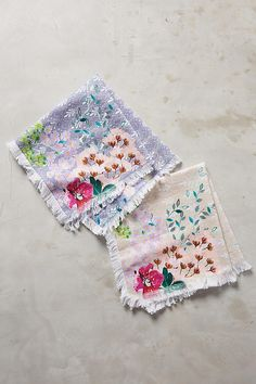 Slide View: 2: Dorienne Napkin | Anthropologie