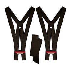 """Cinghia di sollevamento """"Ready Lifter"""" per trasloco e mobili, cinghie per due persone, portata delle cinghie fino a 270 kg, 2 pezzi"""