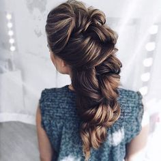 Fishtail Milkmaid Braid Up-Do — Luxy Hair Blog - All about hair!