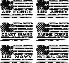 Army National Guard #2 Wall Vinyl Decal Sticker Military