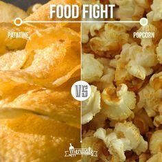 Patatina vs Pop Corn