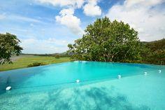 Infinity-Pool in der Natur