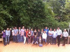 Taller en Isagén - Medellín 2013