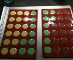 Macarons Tout au Thermomix !!! par liza050. Une recette de fan à retrouver dans la catégorie Desserts & Confiseries sur www.espace-recettes.fr, de Thermomix<sup>®</sup>.