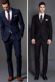 05b5125601309b Must-have Suits for Every Man s Closet. Mens Skinny SuitsSlim Fit ...