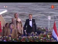 DJ Armin van Buuren @ 30.4.2013 Festivities Inauguration King Willem-Alexander and Queen Maxima during Royal Boattrip through Amsterdam/The Netherlands