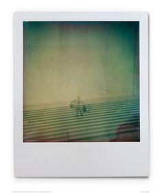 Castrum Peregrini Polaroid #1; 2011; Polaroid; 88x107mm; by Claire Harvey