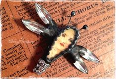 Sally Jean's Jackalope Journal... Dead Bug Society --- I know I've pinned these before, but I do so like them.