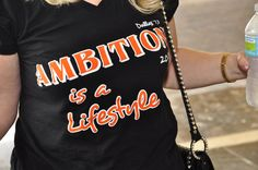 Great shirt from Ambition Trip! Ambit Energy gives away dozens of trips every year!!