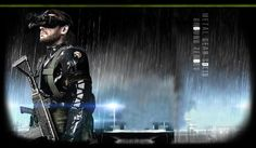 HD Metal Gear Solid: Ground Zeroes Wallpaper for Desktop Background – 133575