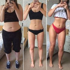 Fitness Transformation, Transformation Du Corps, Transformation Pictures, Body Motivation, Weight Loss Motivation, Exercise Motivation, Photos Fitness, Fitness Goals, Fitness Plan