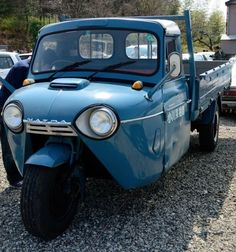 Old Japanese Car ★