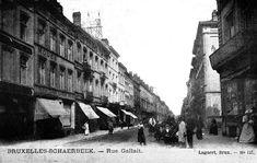 La Belgique des Quatre Vents: LA BELGIQUE D'ANTAN Schaerbeek - Photos entre 1890 et 1935