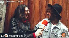 """#Repost @mitrampolin with @repostapp.  ENTREVISTA 12  1 A FRAN ROLDÁN DEL GRUPO """"EL VIAJE DE ELLIOT"""" POR BÁRBARA CAFFAREL.  http://ift.tt/1RB7pgC  En el 12 1 lluvioso de hoy se sube a Mi Trampolín el cantante Fran Roldán del grupo El Viaje de Elliot para presentarnos su nuevo single """"Porque te quiero a morir"""". Se atreverá a responder todas las preguntas enviadas por nuestros seguidores?. No te pierdas esta entrevista!  http://ift.tt/1RB7pgC  El equipo de www.mitrampolin.com  #ElViajedeElliot…"""