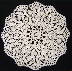 Chartres Cathedral Doily -  C