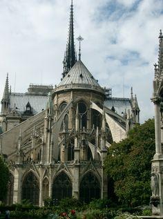 Catedral de Notre Dame - Paris, Francia