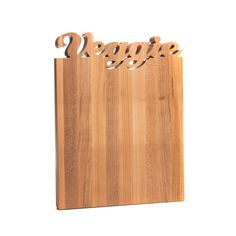 CUTTING BOARD with Veggie