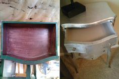 alamodeus: Before & After: Treasure chest ...