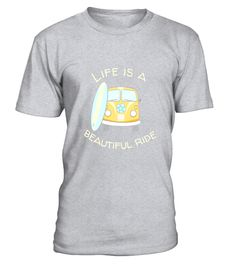 """# Travel Van Surfer Gift- Life is a Beautiful Ride T Shirt .  Special Offer, not available in shops      Comes in a variety of styles and colours      Buy yours now before it is too late!      Secured payment via Visa / Mastercard / Amex / PayPal      How to place an order            Choose the model from the drop-down menu      Click on """"Buy it now""""      Choose the size and the quantity      Add your delivery address and bank details      And that's it!      Tags: Put up a tie dye peace…"""