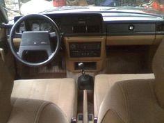Volvo 240 Interior 1981-1992