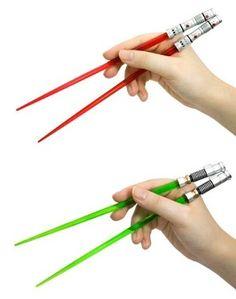 star wars chop sticks!!