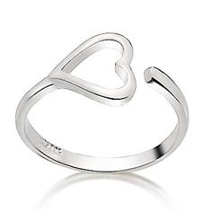 BlingOnly Individuality Heart White Gold Plate Cut Ring Ring-Size-6 by BlingOnly, http://www.amazon.com/dp/B005DPMMIA/ref=cm_sw_r_pi_dp_eD8Ipb0ER03R3