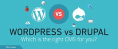 [ #Offtop ]- WordPress vs Drupal  Which is Right for You?