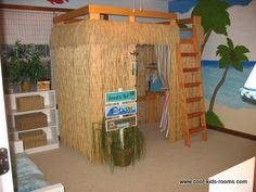 Room And Board Bedding hawii themd | Tropical Theme Decorating by Tina Seal, boys room, tropical theme ...